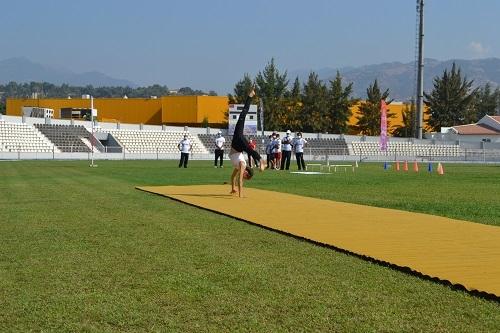 Spor Haftası etkinliklerle başladı 4
