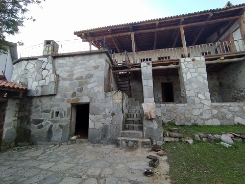Başlık Dağların eteklerindeki tarihi köy; Kavaklı Köyü 11