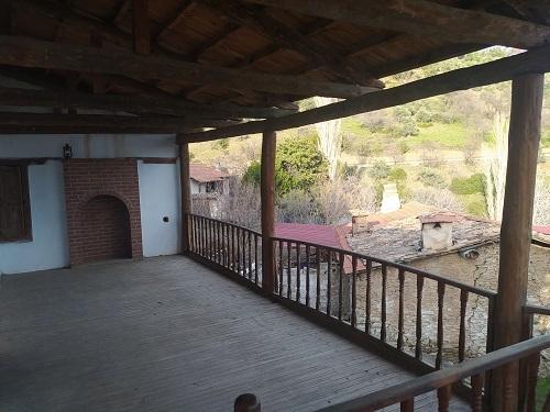 Başlık Dağların eteklerindeki tarihi köy; Kavaklı Köyü 12
