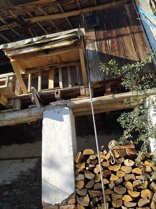 Başlık Dağların eteklerindeki tarihi köy; Kavaklı Köyü 15