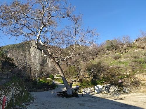 Başlık Dağların eteklerindeki tarihi köy; Kavaklı Köyü 16