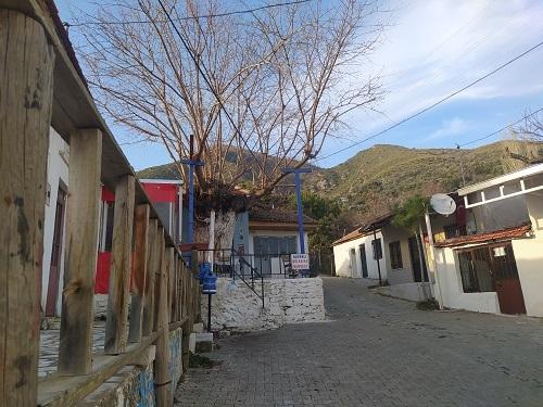 Başlık Dağların eteklerindeki tarihi köy; Kavaklı Köyü 3