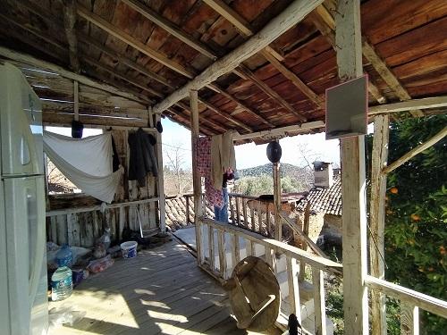 Başlık Dağların eteklerindeki tarihi köy; Kavaklı Köyü 5
