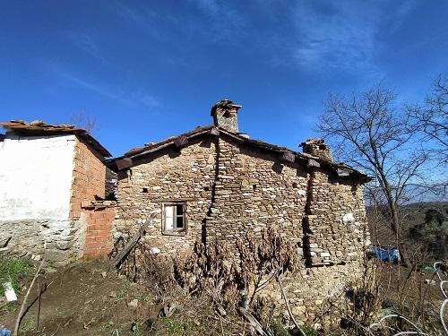 Başlık Dağların eteklerindeki tarihi köy; Kavaklı Köyü 6