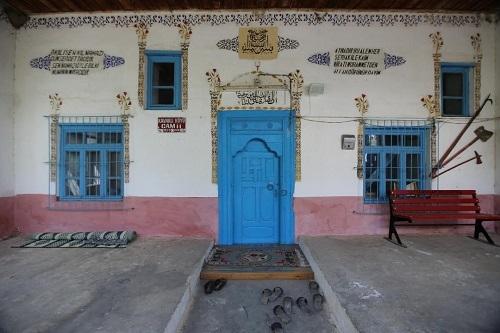 Başlık Dağların eteklerindeki tarihi köy; Kavaklı Köyü 7