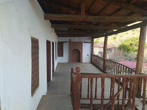 Başlık Dağların eteklerindeki tarihi köy; Kavaklı Köyü 9