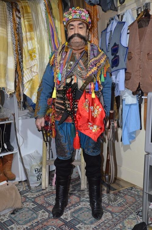 Şen Efe Yörük kültürünü tanıtıyor 11