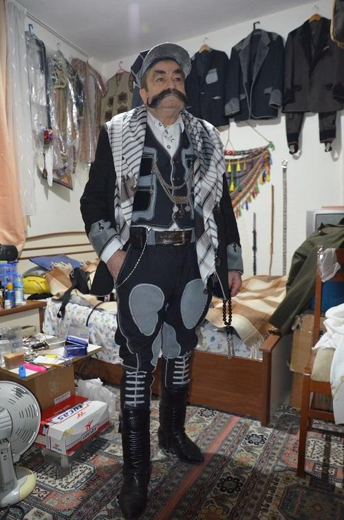 Şen Efe Yörük kültürünü tanıtıyor 7