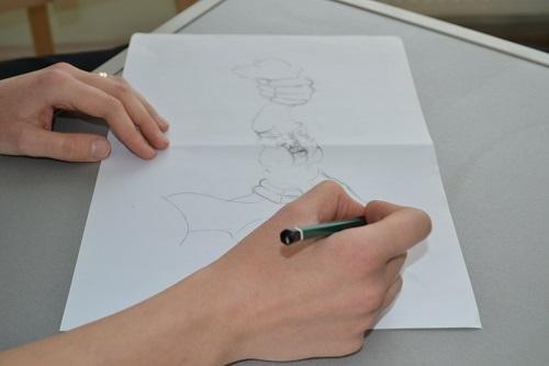 Aydınlı sanatçılar yetiştirmek istiyoruz 7