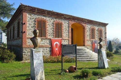 Türkiye'nin ilk 'Kuvayi Milliye Müzesi' ziyaretçi bekliyor 12