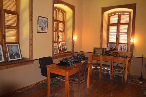 Türkiye'nin ilk 'Kuvayi Milliye Müzesi' ziyaretçi bekliyor 3