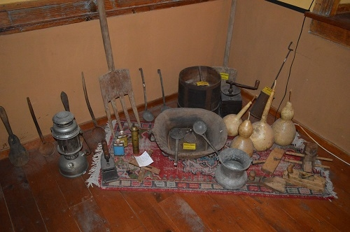 Türkiye'nin ilk 'Kuvayi Milliye Müzesi' ziyaretçi bekliyor 6