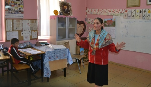 45 yıllık ideali Karacasu'da gerçekleştirdi 4