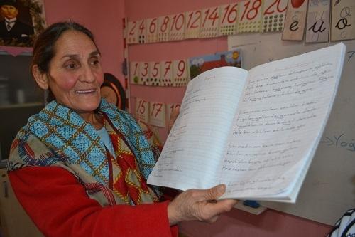 45 yıllık ideali Karacasu'da gerçekleştirdi 5