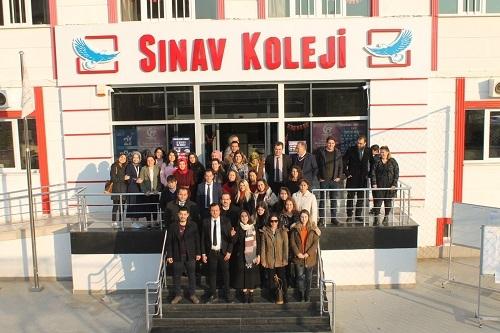 Nazilli Sınav Koleji'nin bursluluk sınavına 'rekor katılım' 6