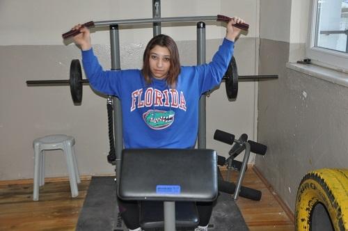 Nazillili genç sporcunun en büyük hayali 3