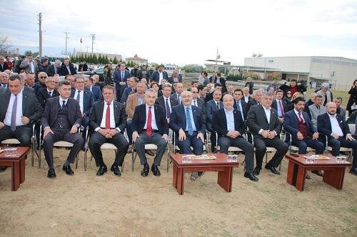 """Vali Köşger, """"Aydın çiftçisine değer bir yatırım"""" 2"""