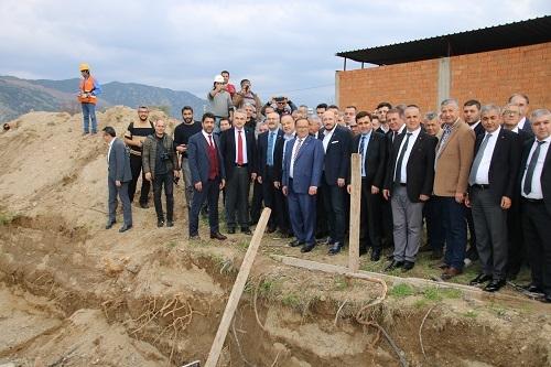 """Vali Köşger, """"Aydın çiftçisine değer bir yatırım"""" 5"""