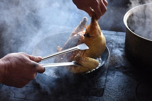 Ekşili Tavuk yemeği için patent başvurusu yapıldı 1