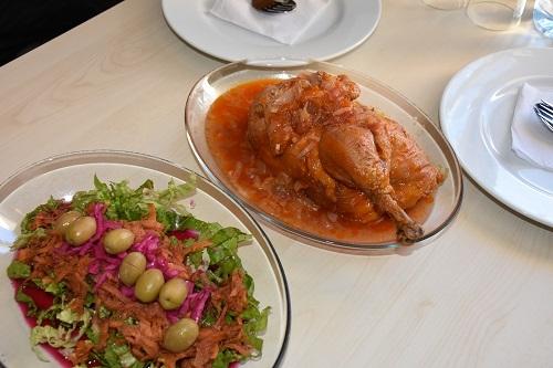 Ekşili Tavuk yemeği için patent başvurusu yapıldı 4