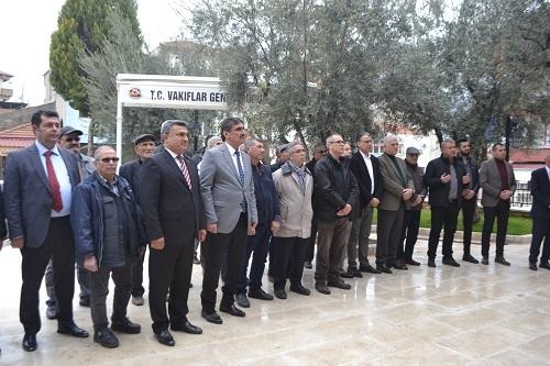 Restorasyonu tamamlanan tarihi cami ibadete açıldı 10