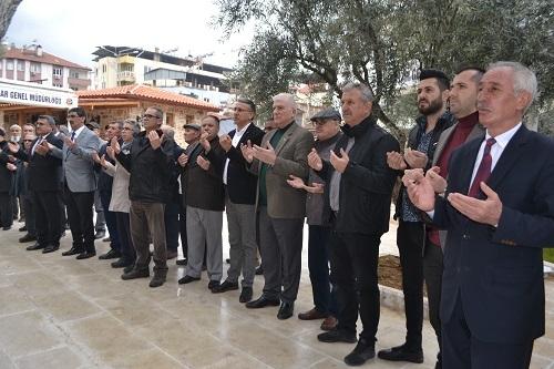 Restorasyonu tamamlanan tarihi cami ibadete açıldı 11