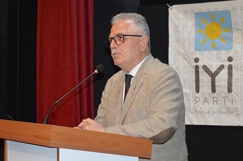 İYİ Parti Efeler'de yeni başkan Adıyaman oldu 10