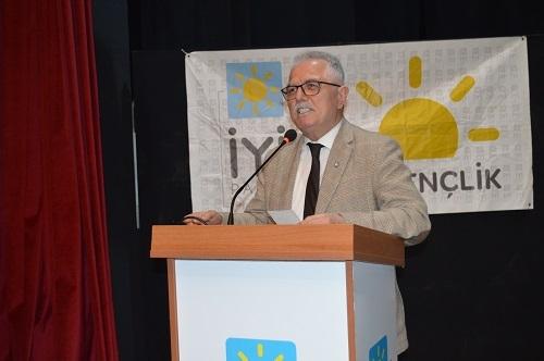 İYİ Parti Efeler'de yeni başkan Adıyaman oldu 11