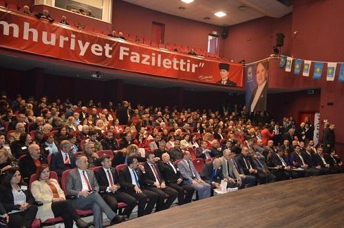 İYİ Parti Efeler'de yeni başkan Adıyaman oldu 14