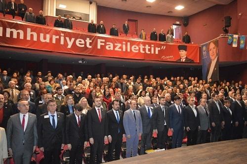 İYİ Parti Efeler'de yeni başkan Adıyaman oldu 3