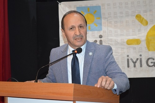 İYİ Parti Efeler'de yeni başkan Adıyaman oldu 7