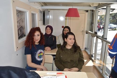 Aydın'da 7.4'lük depremi böyle yaşadılar 1
