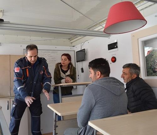 Aydın'da 7.4'lük depremi böyle yaşadılar 8