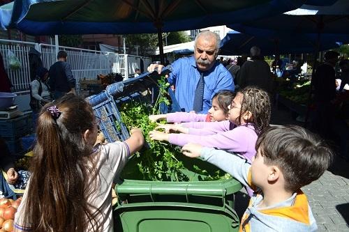 İlkokul öğrencileri yerel tohuma sahip çıktı 1