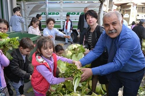 İlkokul öğrencileri yerel tohuma sahip çıktı 2