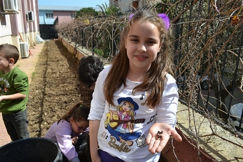İlkokul öğrencileri yerel tohuma sahip çıktı 3