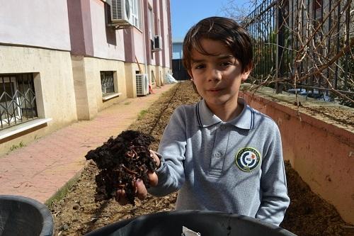 İlkokul öğrencileri yerel tohuma sahip çıktı 6