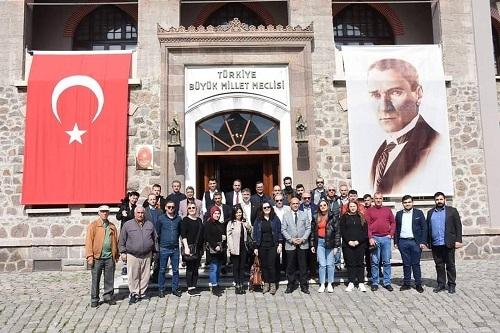 Başkent'te tarihe ve kültüre yolculuk 6