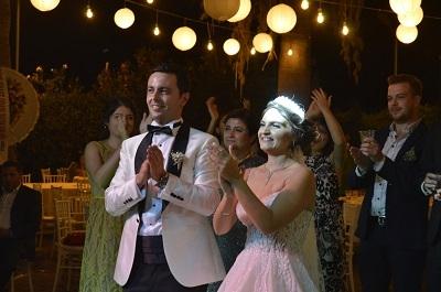 Söke'de rüya gibi düğün 3