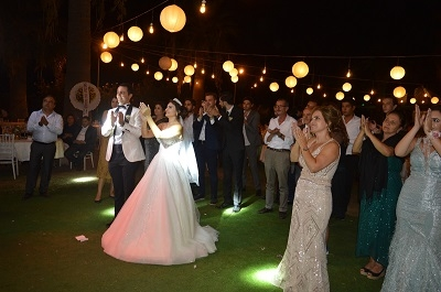 Söke'de rüya gibi düğün 4