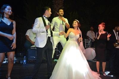 Söke'de rüya gibi düğün 5