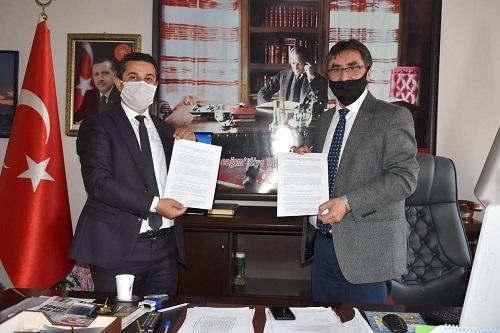Karacasu'yu Safranbolu yapacak imzalar atıldı 1