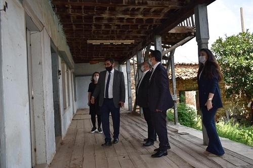 Karacasu'yu Safranbolu yapacak imzalar atıldı 10