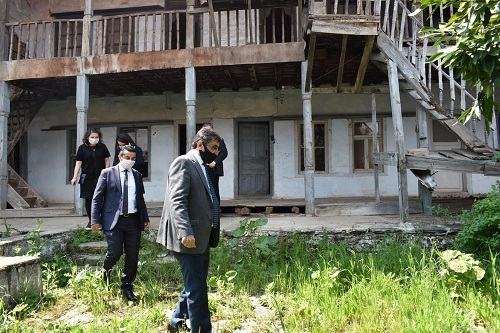 Karacasu'yu Safranbolu yapacak imzalar atıldı 2