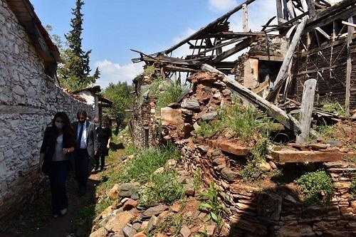 Karacasu'yu Safranbolu yapacak imzalar atıldı 3