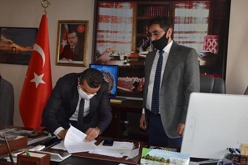 Karacasu'yu Safranbolu yapacak imzalar atıldı 4