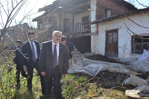 Karacasu'yu Safranbolu yapacak imzalar atıldı 6