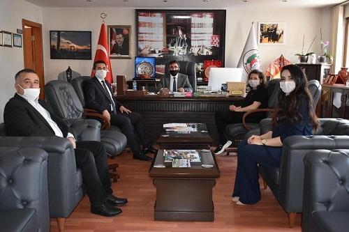 Karacasu'yu Safranbolu yapacak imzalar atıldı 7