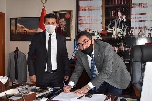 Karacasu'yu Safranbolu yapacak imzalar atıldı 8