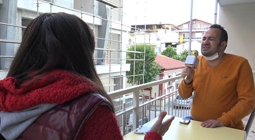 Aydın'ın en eğlenceli apartmanı 2